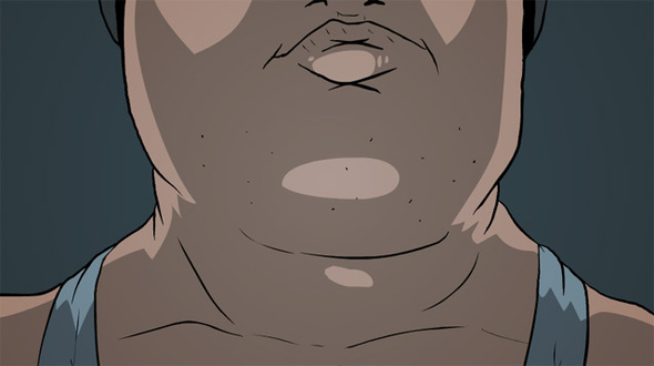 I made a new animation