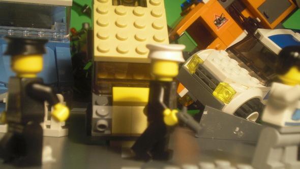 Avengers?  Lego?