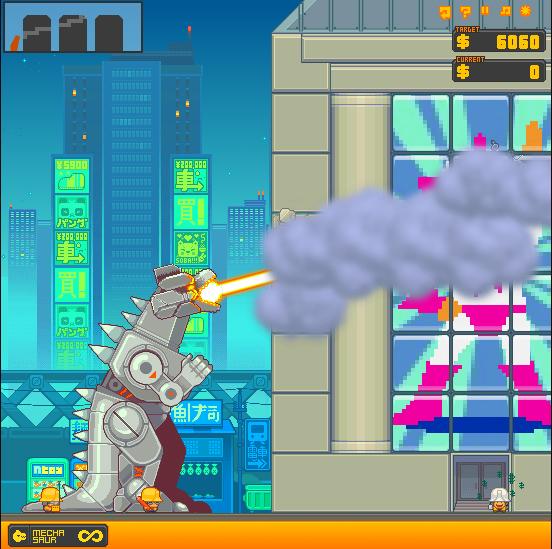 New Nitrome Game - Rubble Trouble Tokyo!