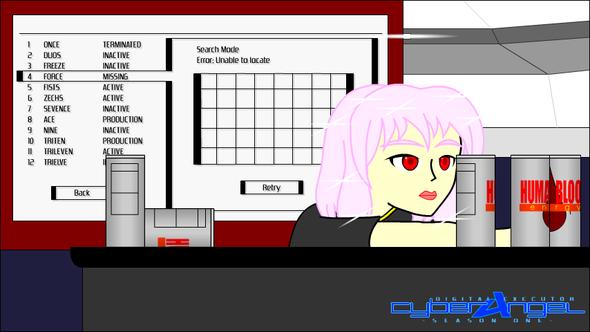 Cyberangel re:Format Update #2