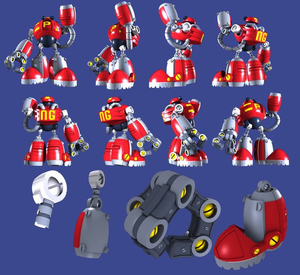P-Bot as a Toy??