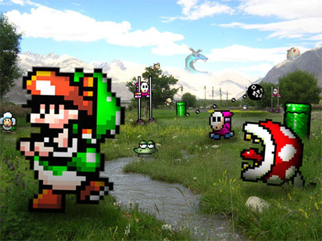 Video Games in Real Life: The Future of Video Games