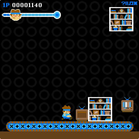 New Nitrome Game - Super Treadmill!