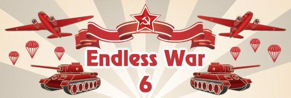 Endless War 6 announce