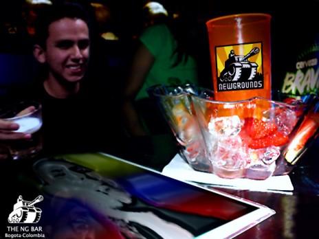 Bogotá-Colombia: The NG Bar!