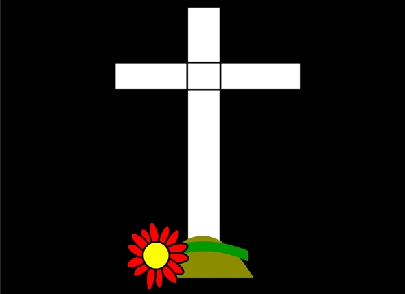 another picture i made of a cross