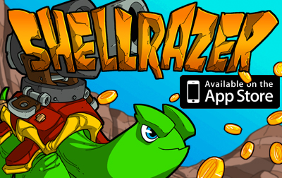 Shellrazer Available Now!