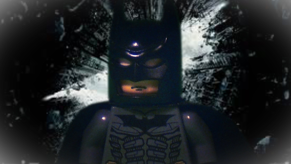 The Dark Knight Rises (legofied)