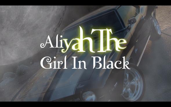 Aliyah The Girl In Black - Trailer