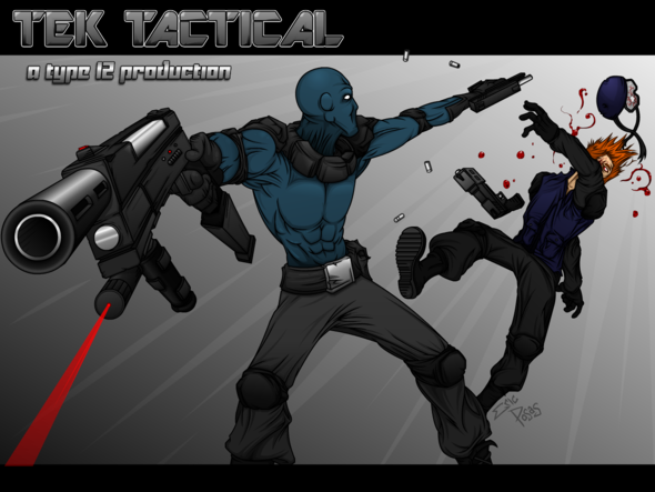 Tek Tactical: New Game Project