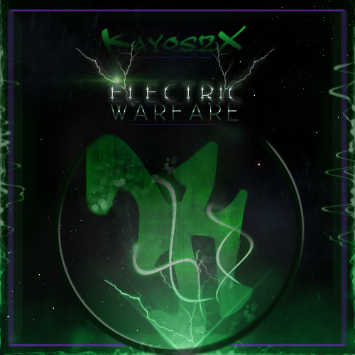 Release of The Electric Warfare EP