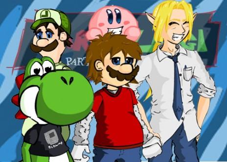 Mario & Luigi: Partners In Rent