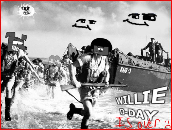 Willie D day is over :(