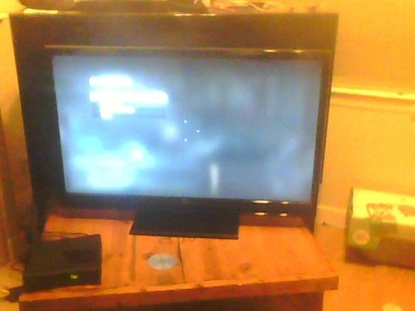 "My new 50"" TV"