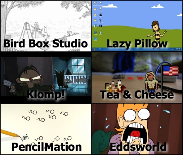 Six Web Animators To Watch