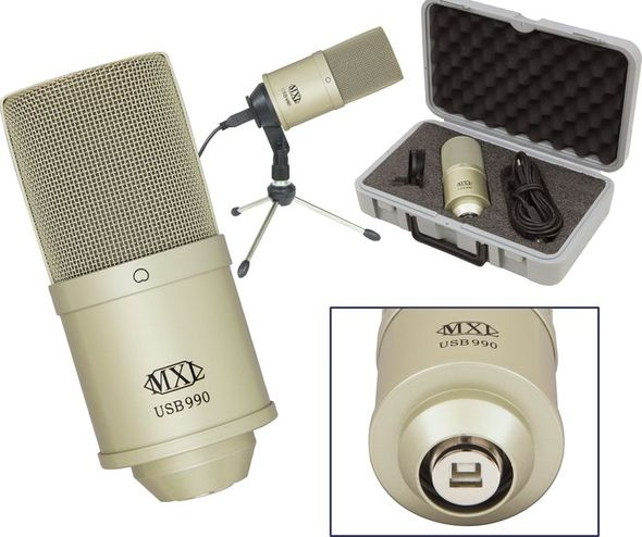 New Microphone?