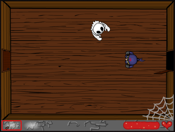 Game Jam: Rob's Cabin Quest!