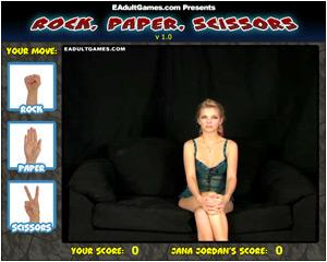 Rock Paper Scissors with Jana Jordan