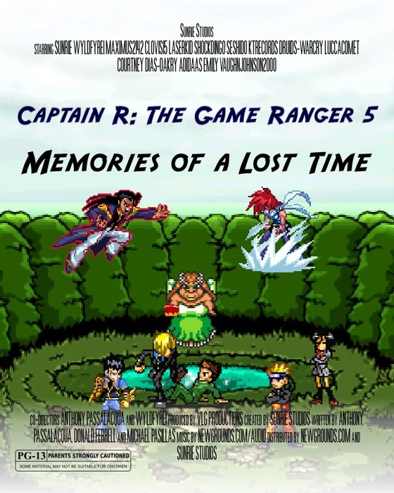 Making headway on Game Ranger 4