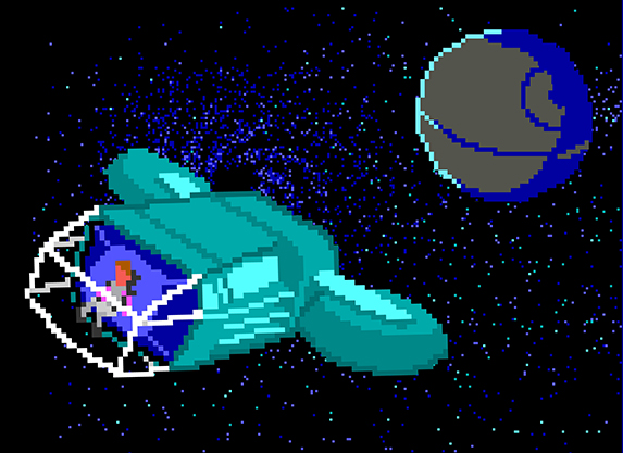Space Quest Animation is up!