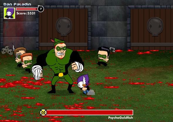 Portal Defenders Halloween Mode On!