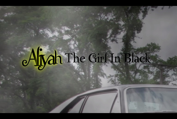 Aliyah The Girl In Black Part II