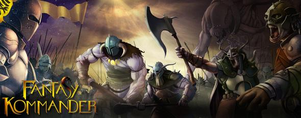Fantasy Kommander - Eukarion Wars: Crowdfunding Campaign