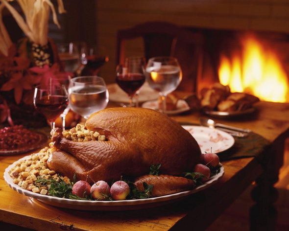 Thanksgiving is Today!!!!!!!!