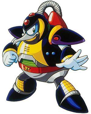 New Voice Demo: Mega Man vs Chill Penguin