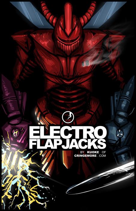 Electro Flapjacks.