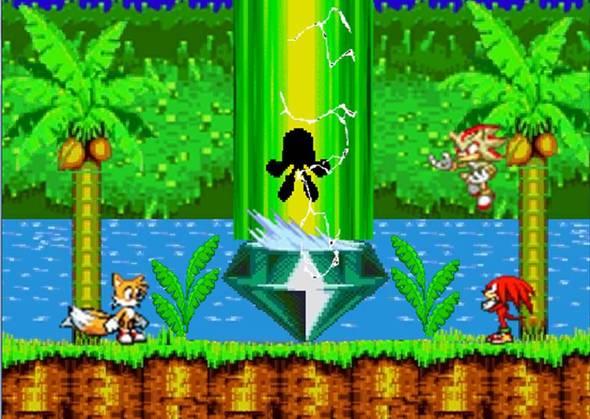 Sonic Unexpected Adventure EP:8 Sneak peak