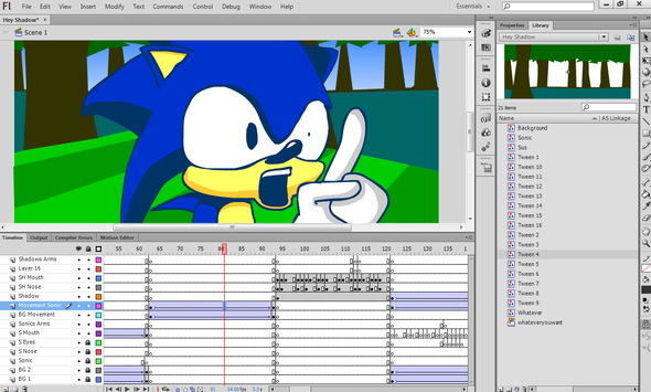 SA2 - I'm the Coolest (Preview)