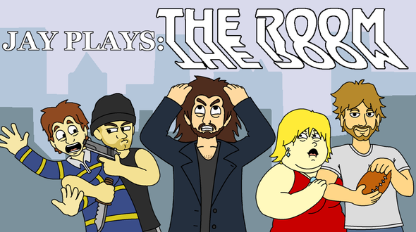 Jay Plays - The Room!