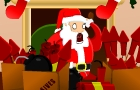 Santa is HERE! watch this!