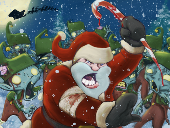 Merry Christmas Newgrounds!