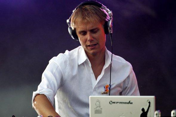 Happy birthday Armin van Buuren!