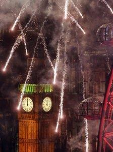 Generic Happy New Year Post