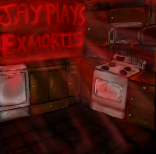 Jay Plays - Exmortis (SCARY CAM)