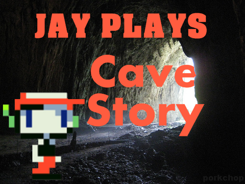 Jay Plays - Cave Story
