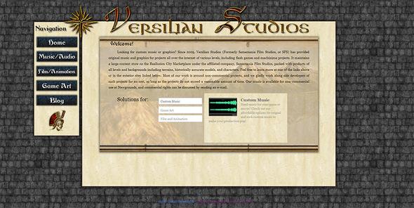 New Website... Deja Vu?