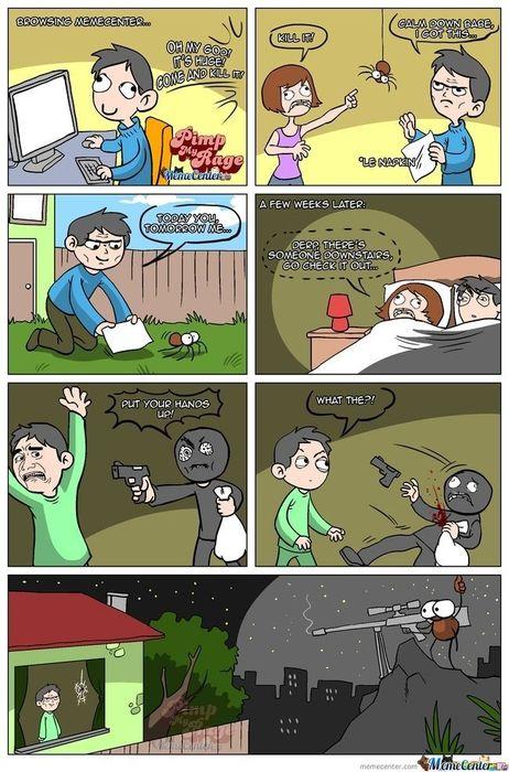 don't kill bugs