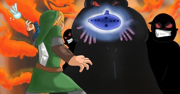 Zelda Cartoon