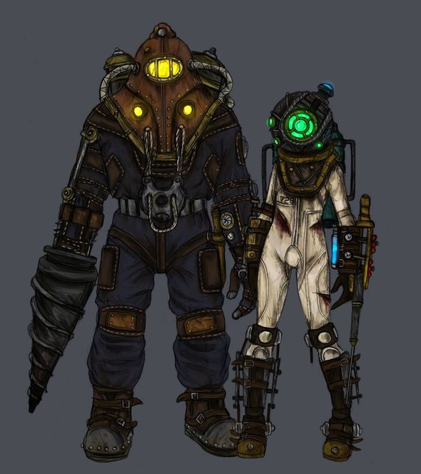New Bioshock remix!!