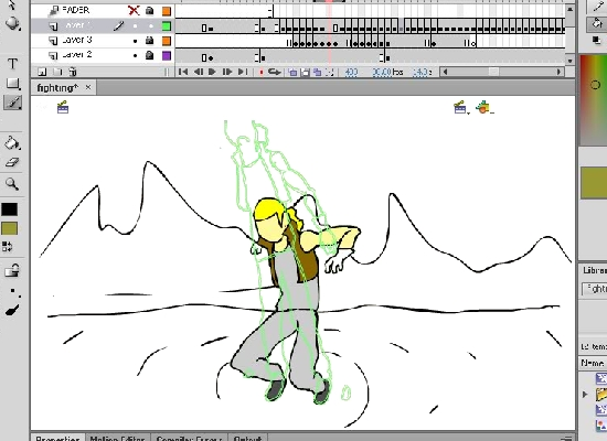 Animation in progress!