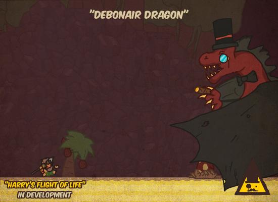 Dragon In A Top Hat: Flight Of Life dev log