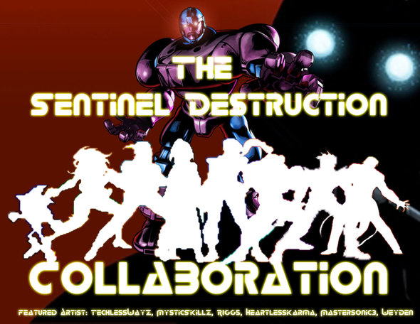 The Sentinel Destruction!