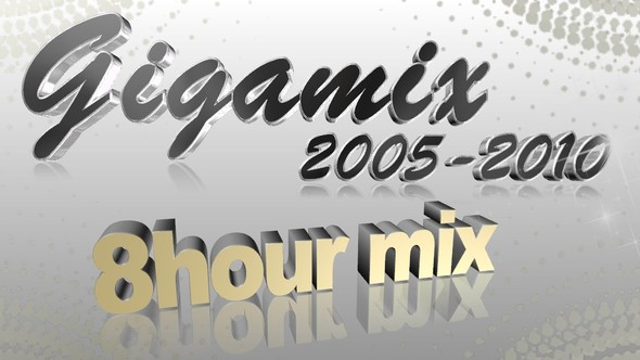 8 hour Gigamix!!! (Sfaction,Trance,Electro and Remixes )