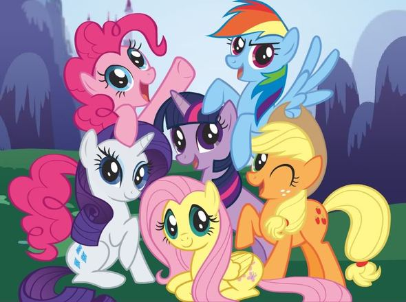 i love my little pony