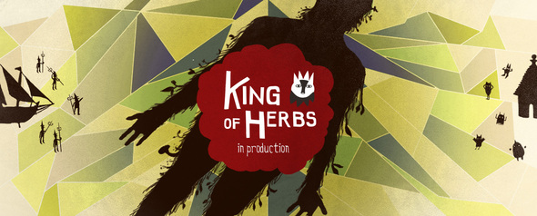 We are working on a new game: King of Herbs