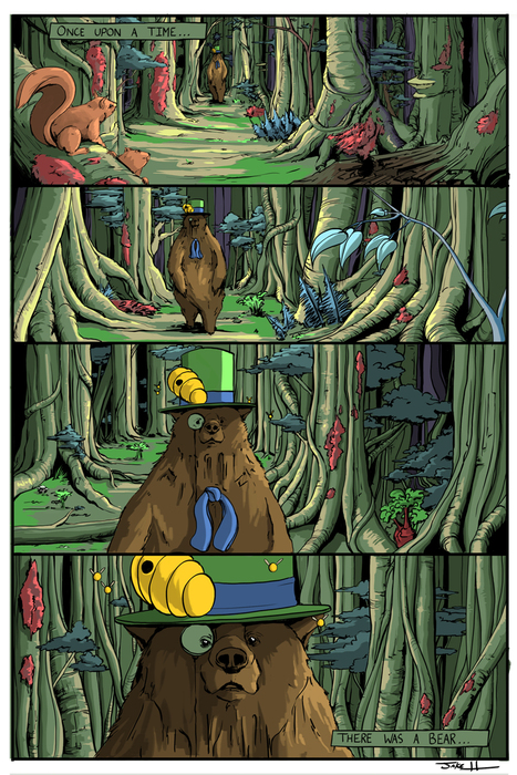 The Great Adventures of Bear Sullivan